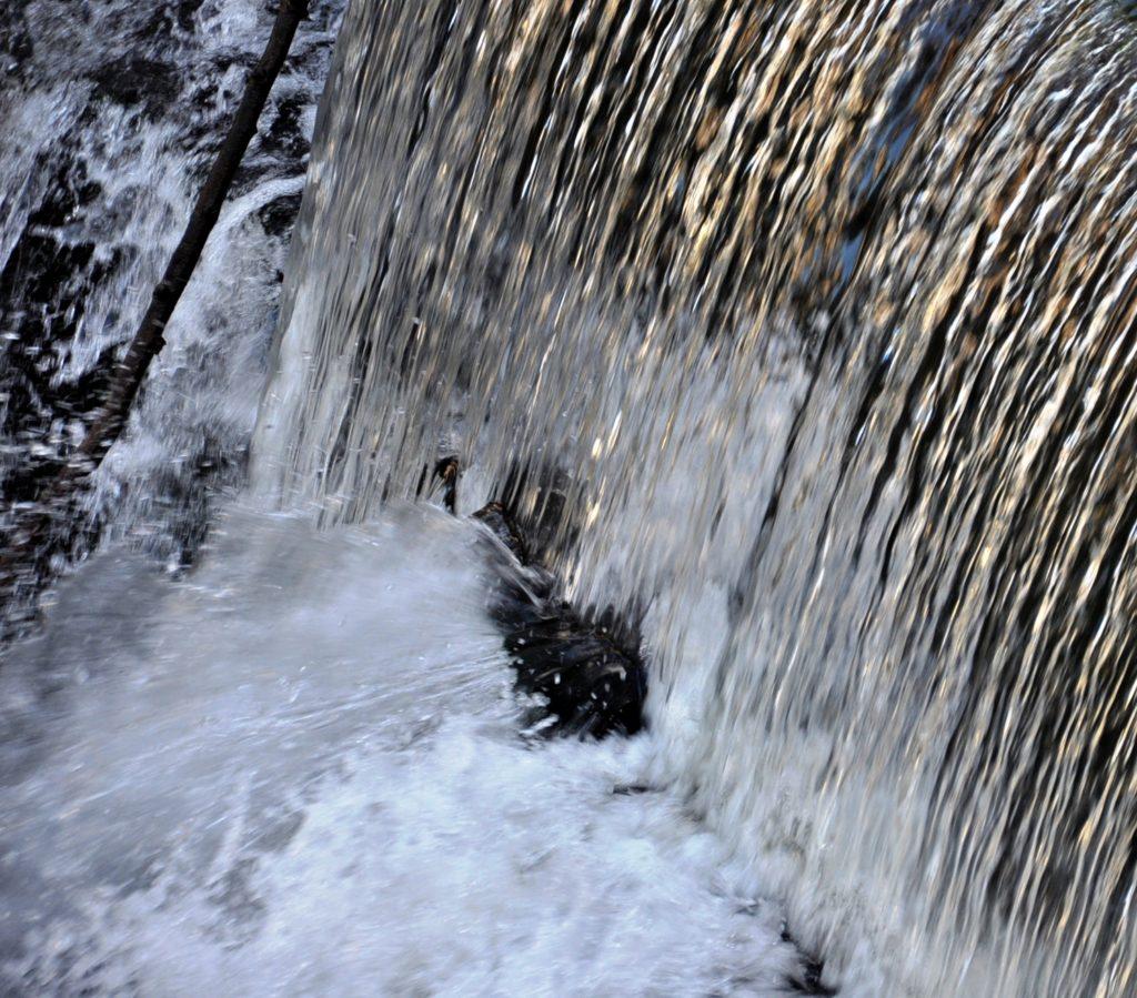 eau, force, détente